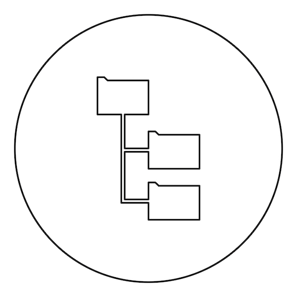 組織の階層
