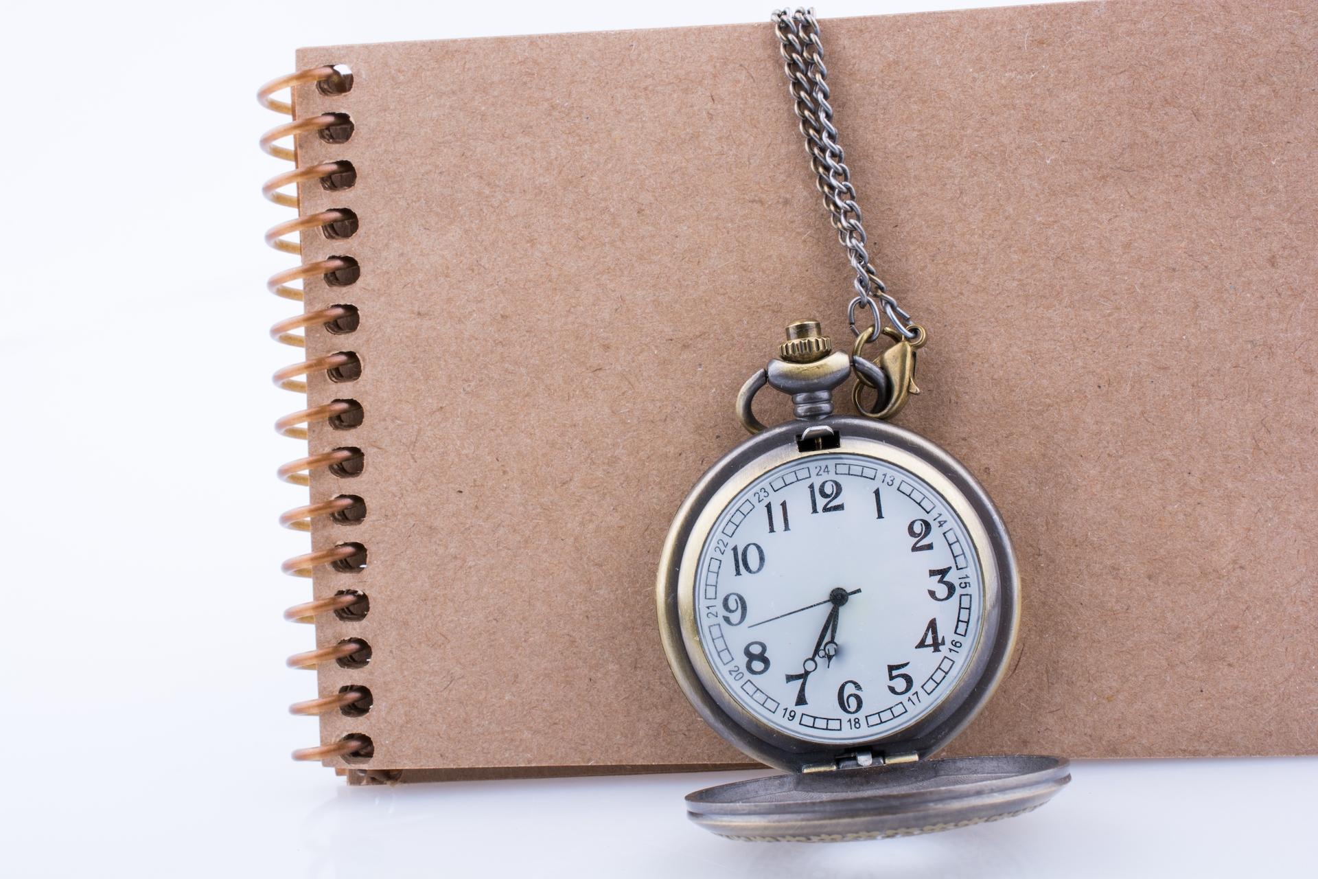 時計〜時間がかかる〜
