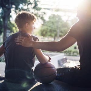 バスケットボールコーチ